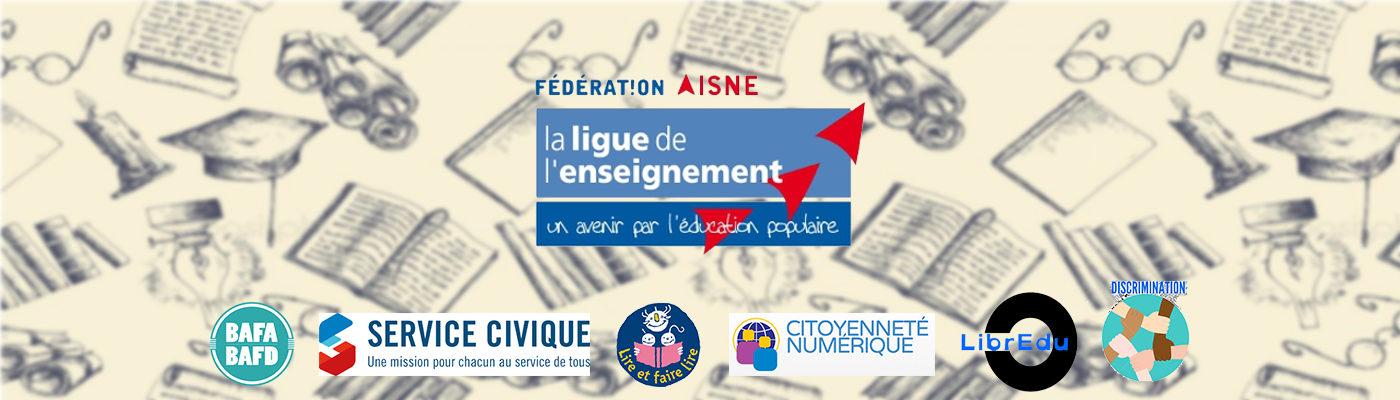 Ligue de l'Enseignement de l'Aisne
